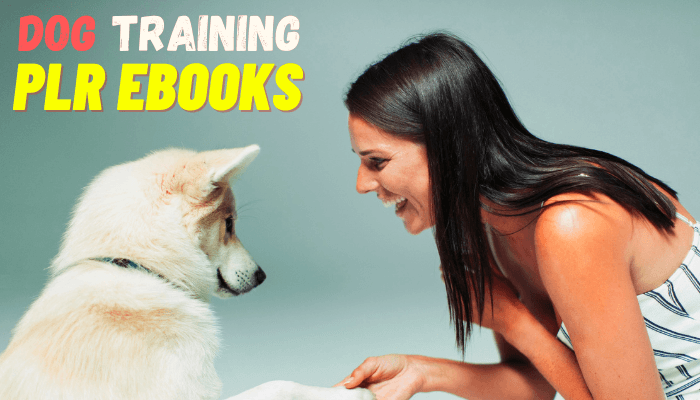 dog plr eBooks and articles